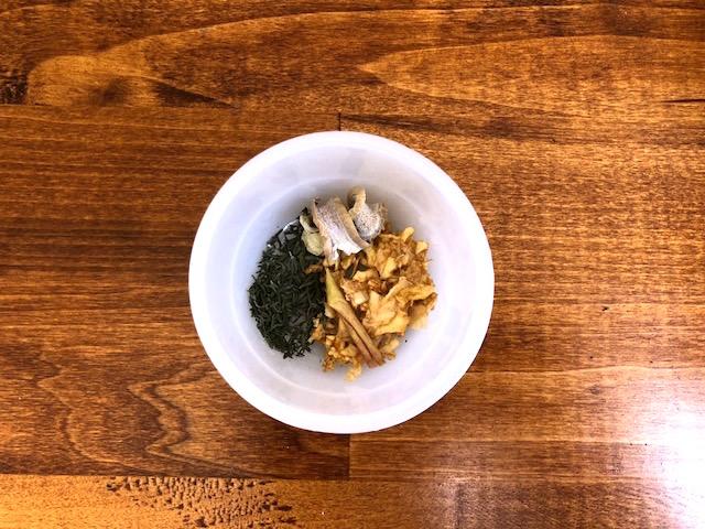 風邪対策・喉のイガイガにオススメ!自家製ブレンドティー|乾燥食材・フードドライヤーレシピ