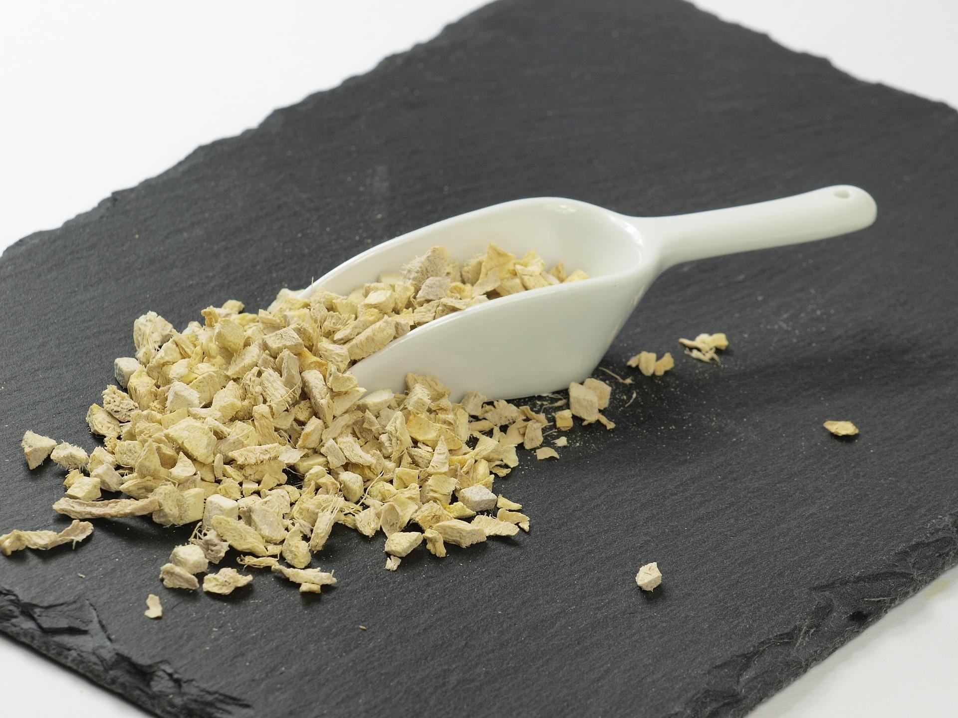 【乾燥野菜】ドライジンジャーの作り方 使い方・アレンジ方法と栄養・豆知識